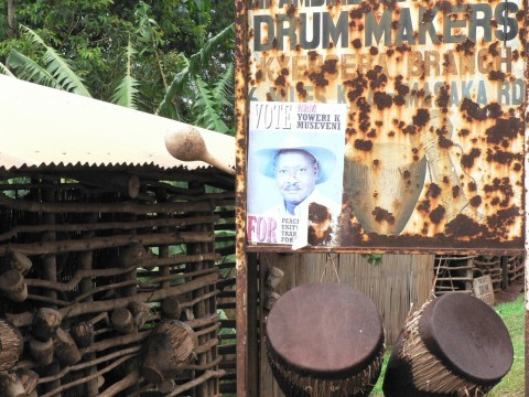 The Royal Drum Makers of Mpambire