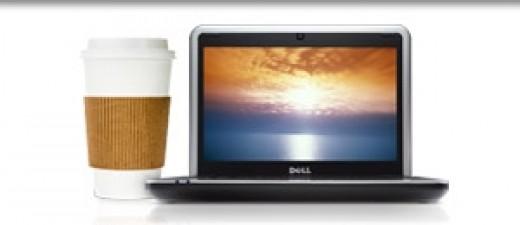 A lap top Computer