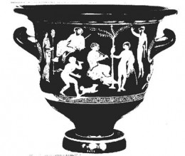"""Ode on a Grecian Urn by John Keats poses the question,  """"Beauty is truth, truth beauty,—that is all/ Ye know on earth, and all ye need to know"""" (ln. 49-50)."""