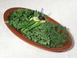 Green benefit of vegetables