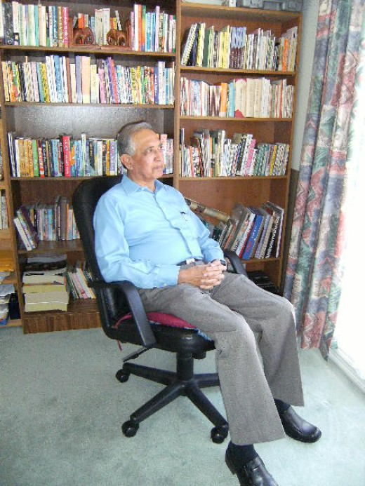 Pravin Vaghani in Retirement