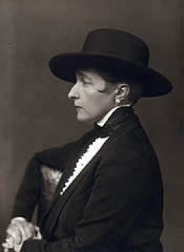 Marguerite Radcliffe-Hall