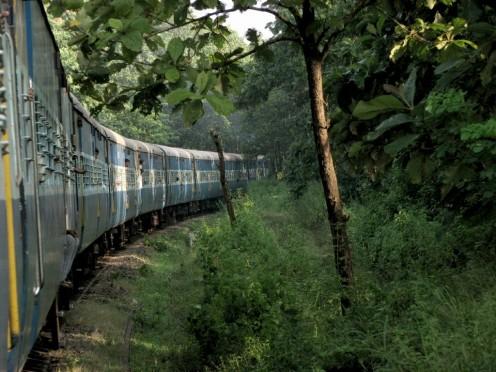 Nilambur Train