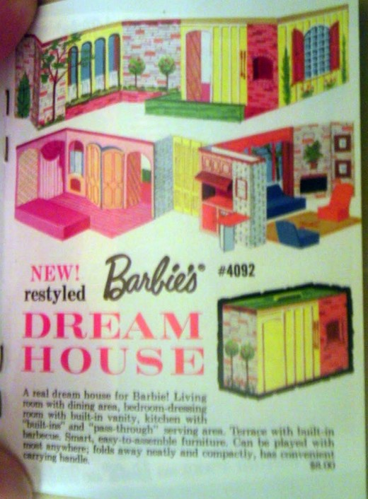 """Restyled"" #4092 Dream House. Still $8.00."