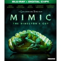 "Guillermo del Toro's deluxe ""Director's Cut"" of ""Mimic"" was released in September of 2011."