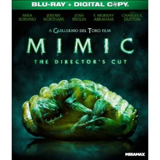 """Guillermo del Toro's deluxe """"Director's Cut"""" of """"Mimic"""" was released in September of 2011."""
