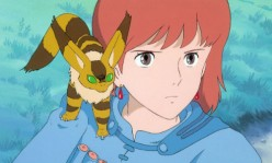 Anime Film Reviews: Nausicaä of the Valley of the Wind