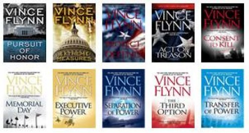 Mitch Rapp Books