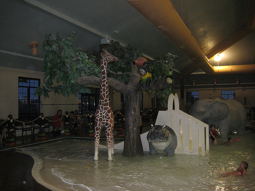 Serengeti indoor water park