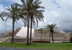 Take the bus on the island of Tenerife in the Canary Islands