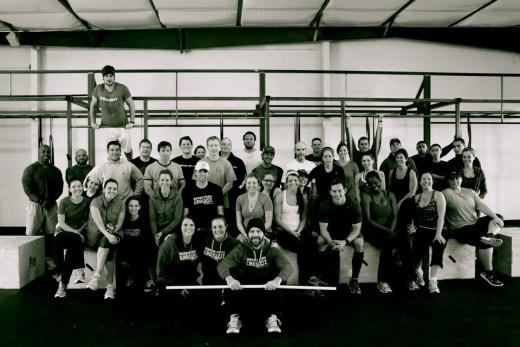 Crossfit Gyms in Austin - Brodie Park Crossfit