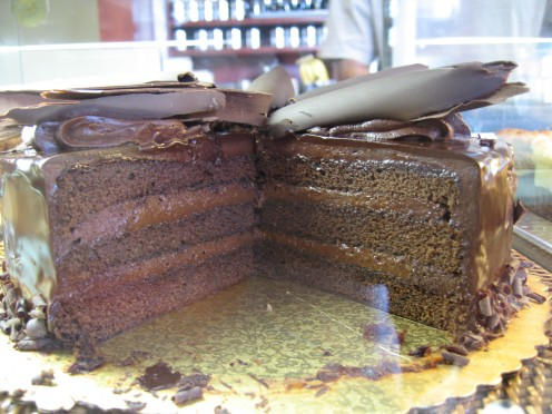 Kuglar Cake