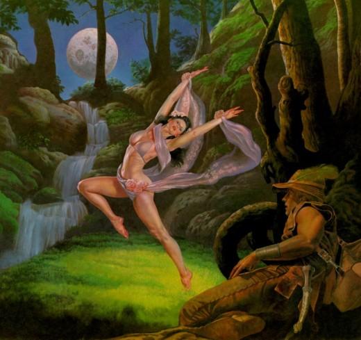Luthien's Dance