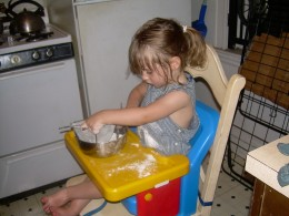 """Flour"" child"
