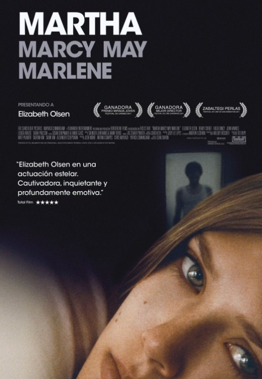 Martha Marcy May Marlene Poster #5