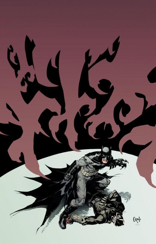 """Batman # 7 """"The Talons Strike!"""""""
