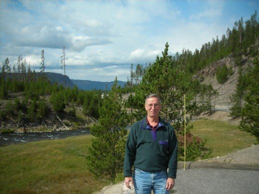 Searching for answers in Yellowstone