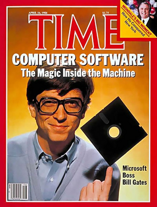 Bill Gates on the cover of Times Magazine...Image yourself on the cover.