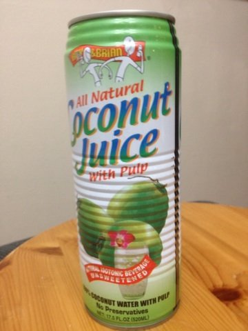 The best coconut water in the market!