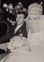 Coccinelle's Marriage In 1960 - The First Ever Transsexual Union.