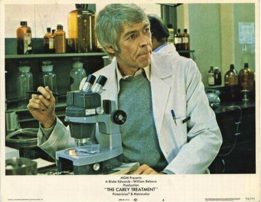 James Coburn in The Carey Treatment