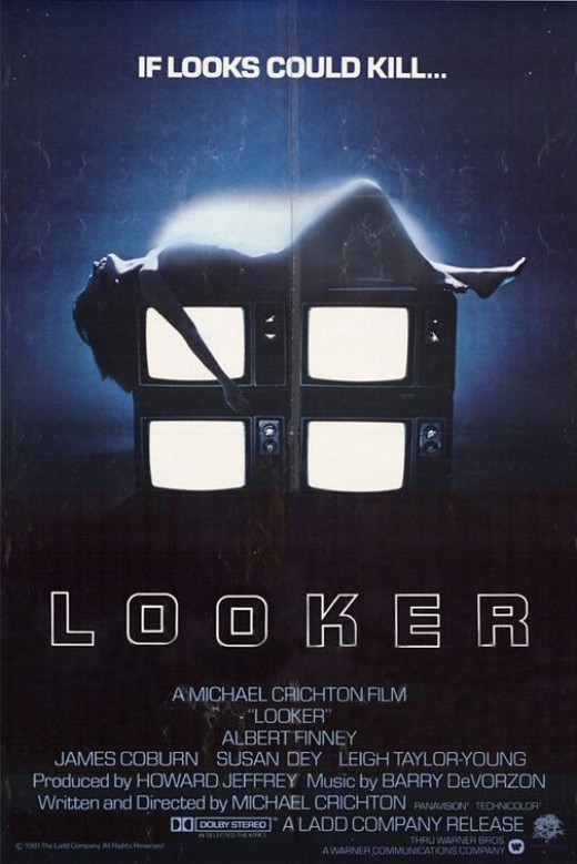 Looker (1981) poster