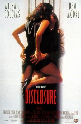 Disclosure (1994) poster