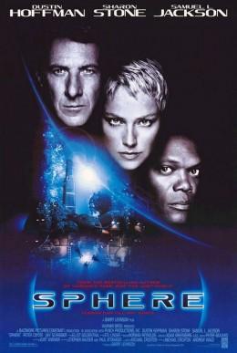 Sphere (1998) poster