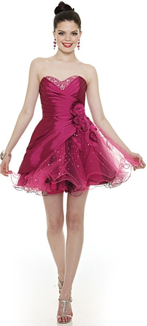 Top 10 Most Popular Prom Dresses in 2012 by Rosie2010