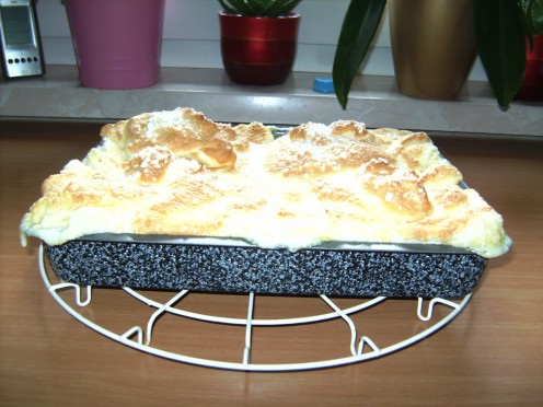 Salzburger Nockerl without the Three Peaks