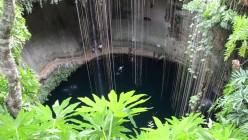 Ikil Cenote Near Chichen Itza