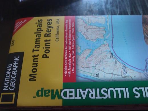 Nat Geo Map