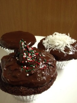 Gluten Free Desserts-Best Chocolate Cupcake Recipe
