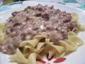 Easy Beef Stroganoff (Hamburger Stroganoff) Recipe That the Family Is Sure to Love