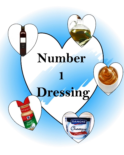 Number 1 Dressing