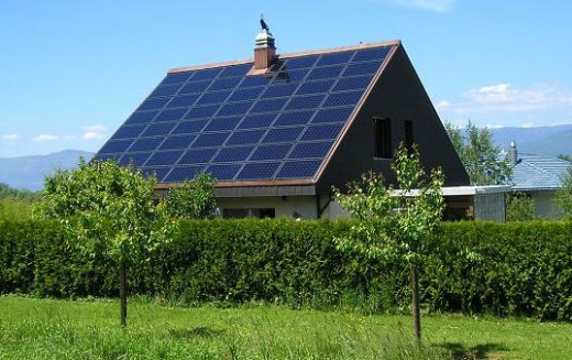 Solar pv - a planet-friendly electricity generator