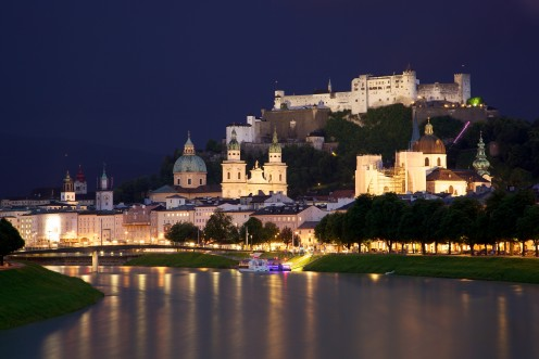 Salzburg - The old Town
