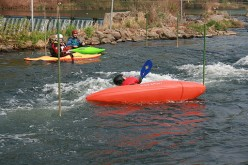 Whitewater Kayaking: The Eskimo Rescue