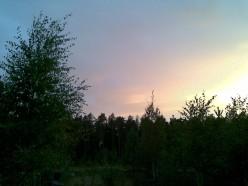 Before The Morning Light