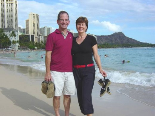 25th Anniversary Vacation to Hawaii