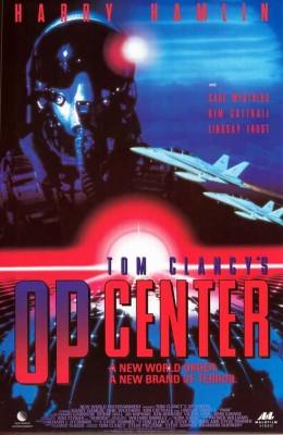 Op-Center (1995) poster
