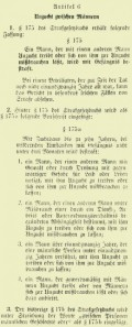 Paragraph 175 The Amended Version Of 1935