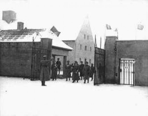 The Gates To Ravensbruck