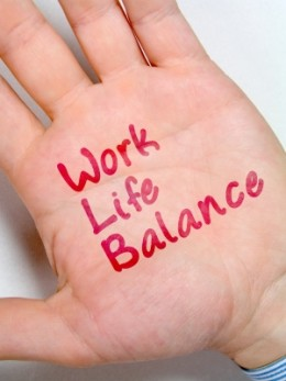 A good university enables its teachers and other employees to achieve work-life balance.