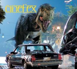 The Lost World (1997) Cinefex Magazine