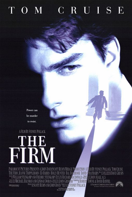 The Firm (1993) poster