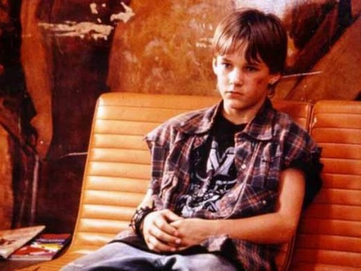 Brad Renfro in The Client (1994)