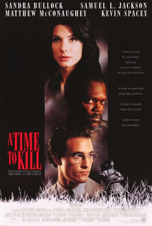 A Time to Kill (1996) poster