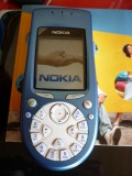 Classic Nokia start up with shacking hands