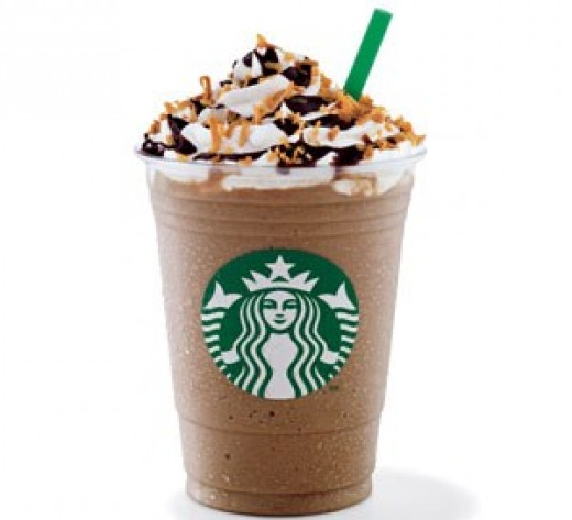 Starbucks Frapuccino. Starbucks Addicts: Ten Signs You are Addicted to Starbucks